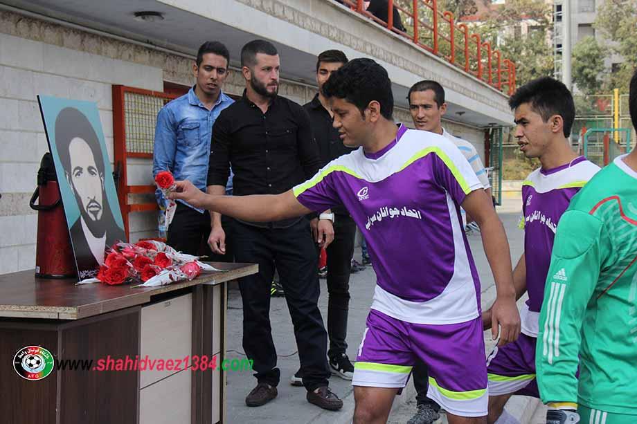 عکس هایی اول ودوم  لیگ فوتبال سراب