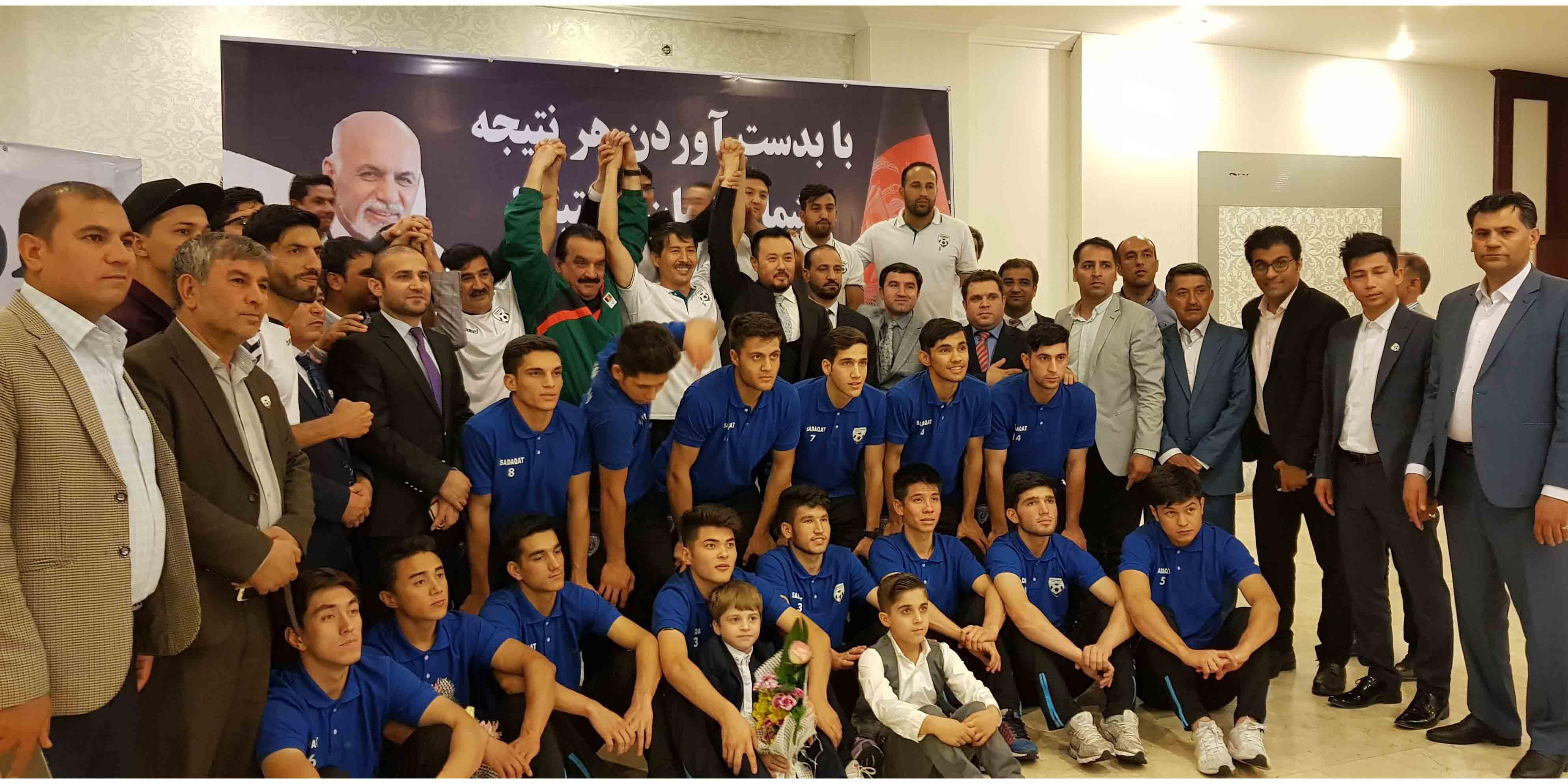 عکس اقای رحیمی ریس المپیک
