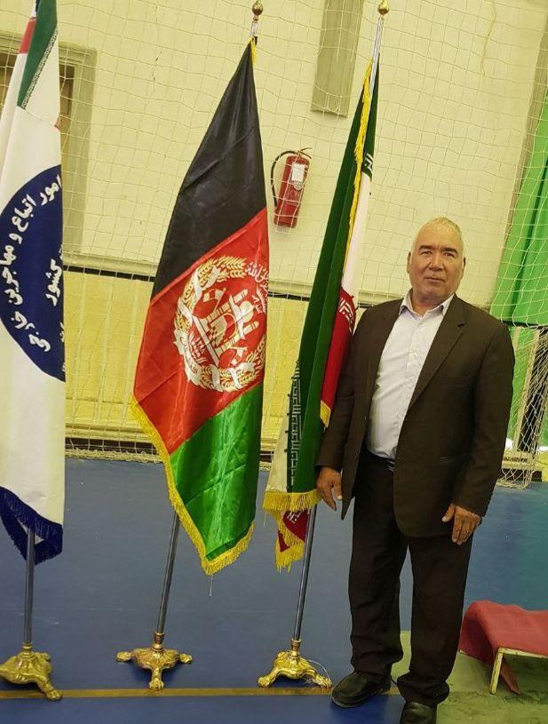 مراسیم های سفارت افغانستان درتهران