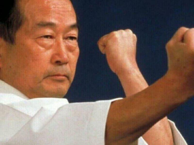 عکس های مراسیم هایی کاراته