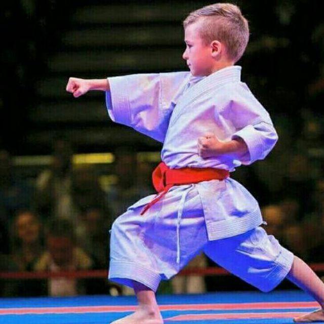 ویدیوی مسابقات کاراته